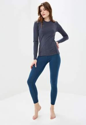 Кальсоны Bergans Soleie Lady Tights 2018 женские темно-синие, S