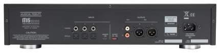 ЦАП Musical Fidelity M6S DAC 768 Asynchronous D/A Black