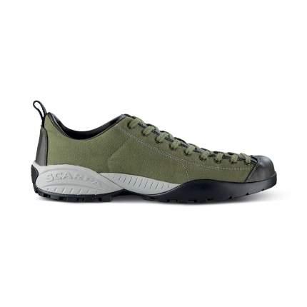 Ботинки Scarpa Mojito SW, canvas military, 46 EU