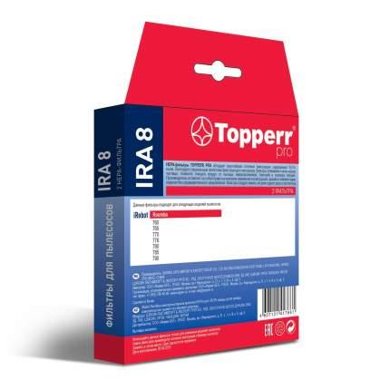 HEPA фильтр Topperr IRA 8 для пылсосов  iRobot Roomba 760, 765, 770, 776, 780, 785, 790