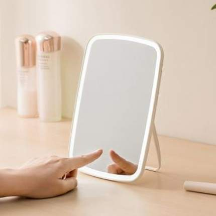 Зеркало Xiaomi Jotun Judy Desktop LED Makeup Mirror