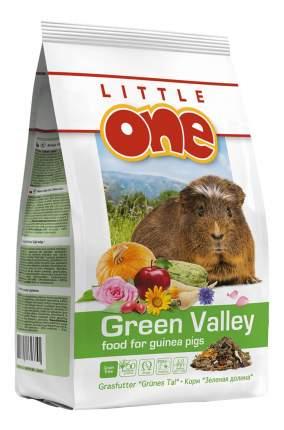 Корм для морских свинок Little One Green Valley, Зеленая долина, из разнотравья, 750г