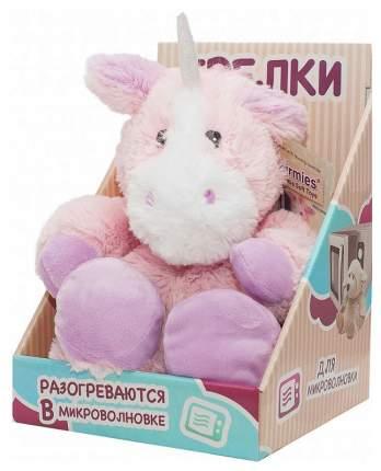 Мягкая игрушка животное Warmies Единорог CP-UNI-1
