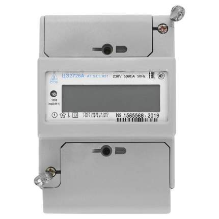 Счетчик электроэнергии Пзип ЦЭ2726A.A1.S.CL 5/60А.R01 230В, 13306