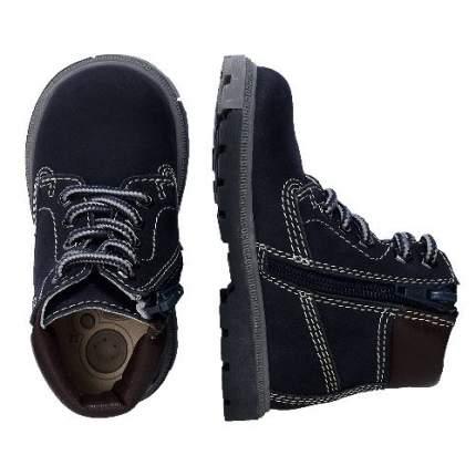 Ботинки Chicco Clarence для мальчиков, размер 32, цвет синий