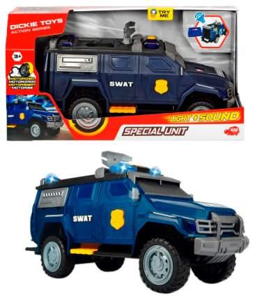 "Машина ""Спецназ"" (свет, звук), 36 см Dickie Toys"
