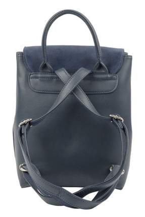 Сумка-рюкзак женская David Jones 6141-4 синяя