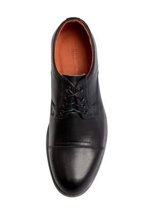 Туфли мужские Alessio Nesca 25806900 черные 42 RU