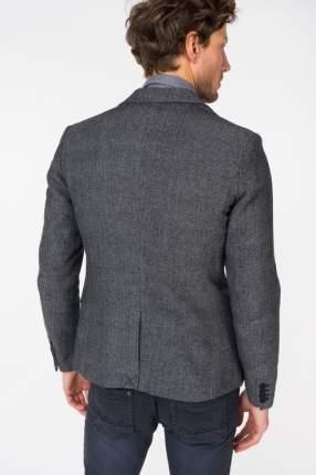 Пиджак мужской Casual friday 20502068 серый 48 EU