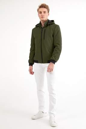 Куртка мужская Tom Farr T4F M9118.47 зеленая M