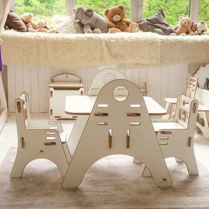 Комплект детской мебели Martin растущие стол + стул