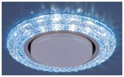 Встраиваемый светильник Elektrostandard 3030 GX53 BL синий