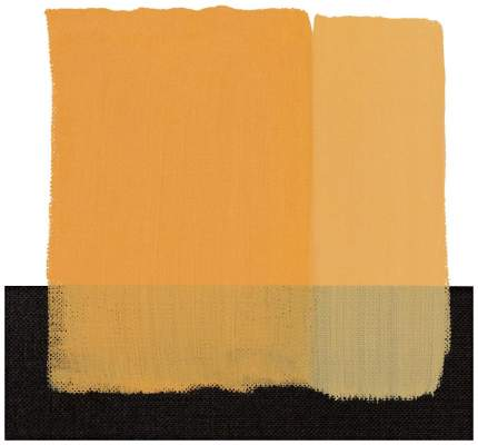 Масляная краска Maimeri Artisti неаполитанский желтый темный 40 мл