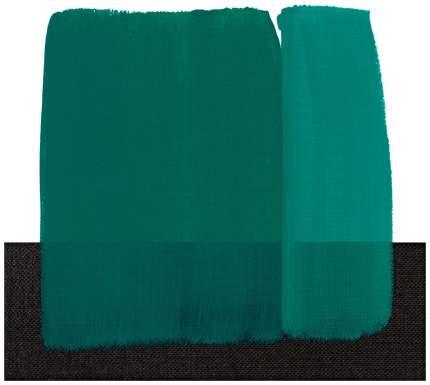 Акриловая краска Maimeri Polycolor 408 синий бирюзовый 500 мл