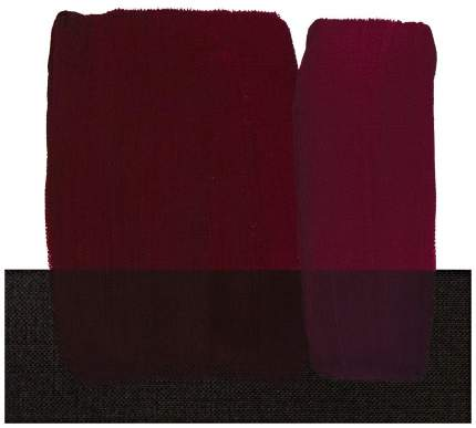 Акриловая краска Maimeri Acrilicо красный прочный глубокий 500 мл