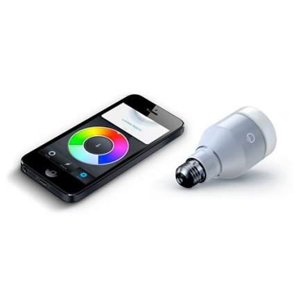 Умная светодиодная лампа LIFX (E27) для iPhone / iPod Touch / iPad / Android Белая