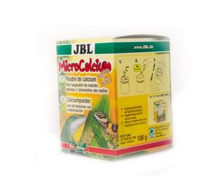 Витамины для рептилий JBL MicroCalcium, 100 г