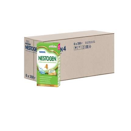 Молочная смесь с пребиотиками Nestle Nestogen 4 с 18 мес., 350 г