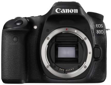 Фотоаппарат зеркальный Canon EOS 80D Body Black