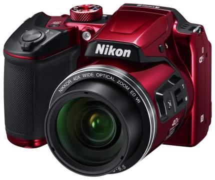Фотоаппарат цифровой компактный Nikon Coolpix B500 Red