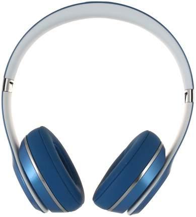 Наушники Beats Solo 2 Blue Luxe Edition