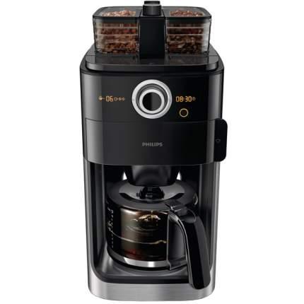 Кофеварка капельного типа Philips HD7762/00 Black