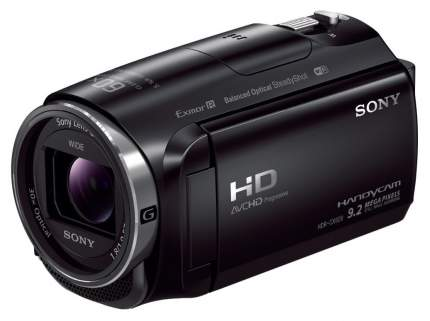 Видеокамера цифровая Full HD Sony HDR-CX620 Black