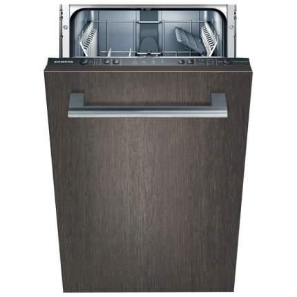Встраиваемая посудомоечная машина 45см Siemens SR64E003RU