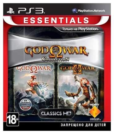 Игра God of War Collection 1 (Essentials) для PlayStation 3