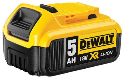 Аккумулятор LiIon для электроинструмента DeWALT DCB184-XJ