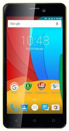 Смартфон Prestigio Wize N3 Duo 4Gb Yellow (PSP3507)