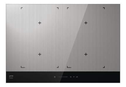 Встраиваемая варочная панель индукционная Gorenje IS756ST Silver