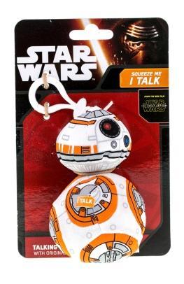 Брелок sw01900 Star Wars эпизод 7 дроид вв-8 со звуковыми эффектами