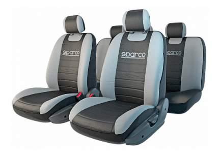 Комплект чехлов на сиденья Sparco Classic SPC/CLS-1105 BK/GY