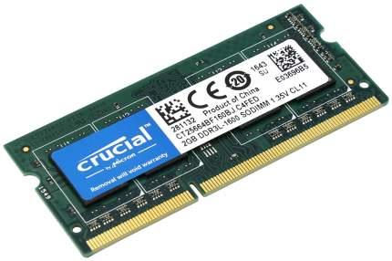 Оперативная память Crucial CT25664BF160BJ