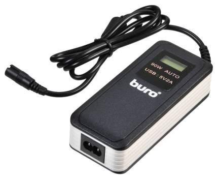 Сетевое зарядное устройство Buro BUM-0065A90 11 переходников 90Вт черный