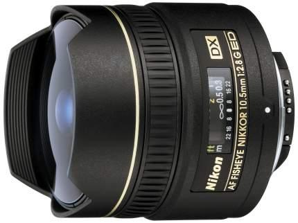 Объектив Nikon AF DX Fisheye Nikkor 10.5mm f/2.8G ED
