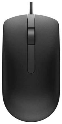 Проводная мышка Dell MS116 Black (MS116)