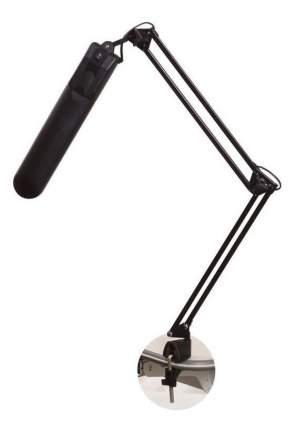 Настольный светильник Трансвит Дельта черный FSD-11/40/1B-E-2G7 струбцина