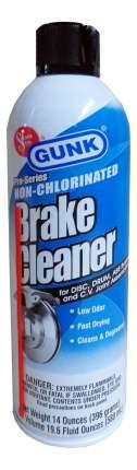 Очиститель тормозов и деталей GUNK Low Odor Break Parts Cleaner (0,580л)