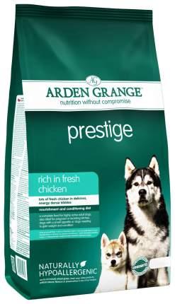 Сухой корм для собак Arden Grange Prestige, цыпленок,  12кг