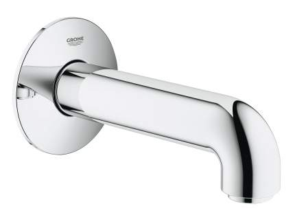 Излив для ванны GROHE BauClassic, настенный, хром