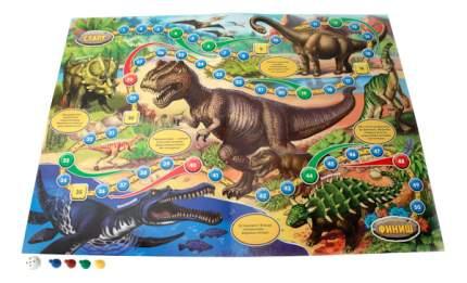 Настольная игра Умка Динозавры