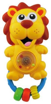 Развивающая игрушка Baby Mix Погремушка Музыкальная Львенок PL-310547B