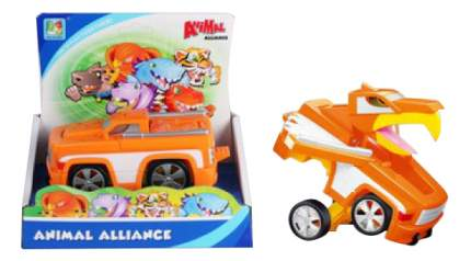 Машинка пластиковая Simbat Toys Машинка-птица