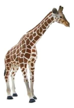 Мягкая игрушка mojo Жираф 13,75х3,75х13,75 см