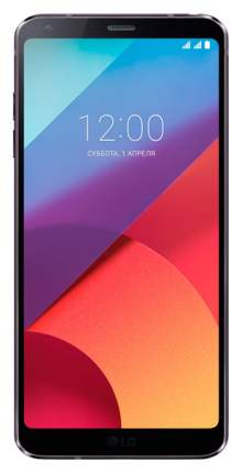 Смартфон LG G6 64Gb Black (H870DS)