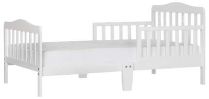 Кровать Dream On Me Classic Design Toddler Bed White