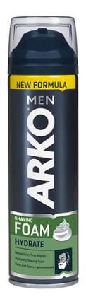 Пена для бритья ARKO Hydrate 200мл