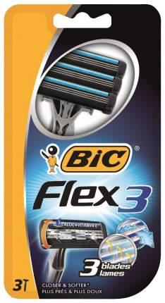 Станок для бритья BIC Flex3 3шт